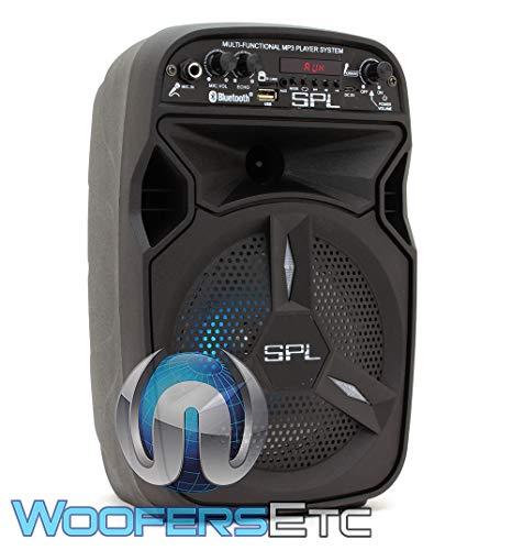 SPL SP-603 Portable Bluetooth DJ Speaker