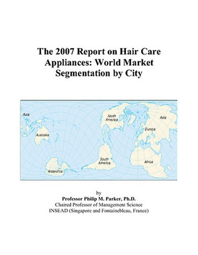 The 2007 Report on Hair Care App...