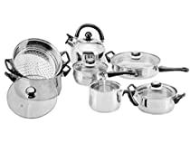 13PC COOKWARES SET, Case Pack of 2