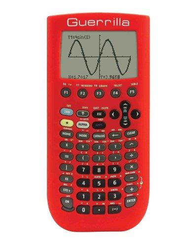 Guerrilla Silicone Case for Texas Instruments TI-89 Titan...