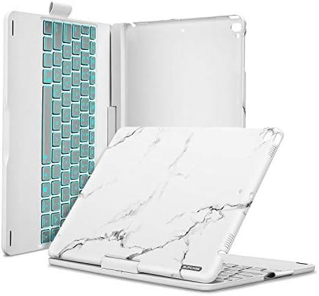 SUPCASE Keyboard Wireless Backlight Marble