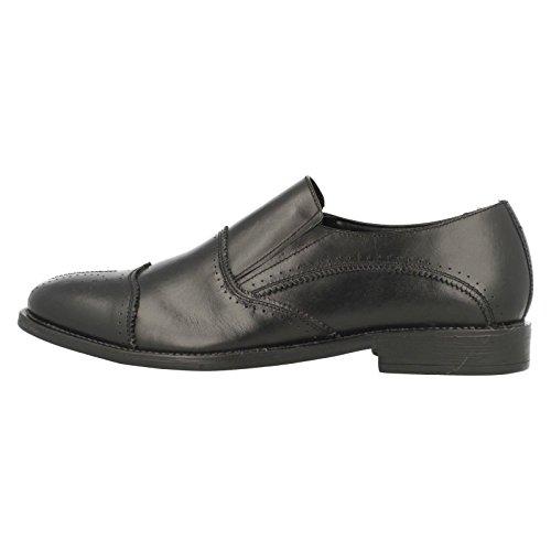 Schuhe Pods Schwarz Herren Bentley On Slip qxwIH