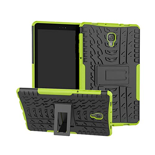 Alimao Watchband Compatible with Samsung Galaxy Tab A 10.5 Hybrid Rugged Hard Rubber PC Stand Case Cover Special Sales ()
