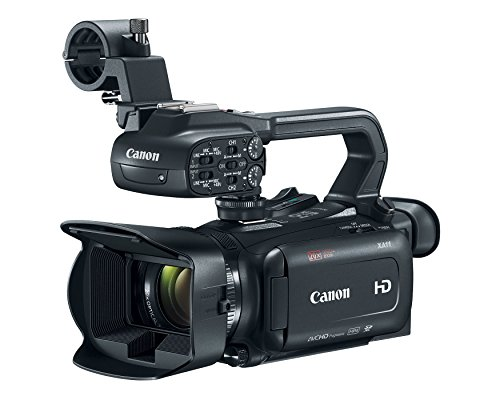 Canon XA11 Professional Camcorder (Best Infrared Camera For Ufo)