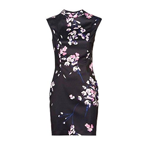 GUESS BY MARCIANO Vestido con estampado floral tipo japonés