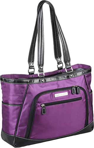 clark-mayfield-sellwood-metro-xl-173-laptop-tote-purple