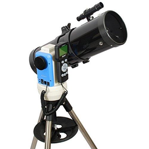 TwinStar Black 4.5'' iOptron Computerized GPS Reflector Telescope