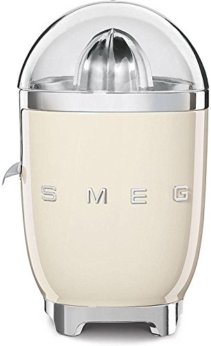 Smeg CJF01CRUS Citrus Juicer One Size Cream