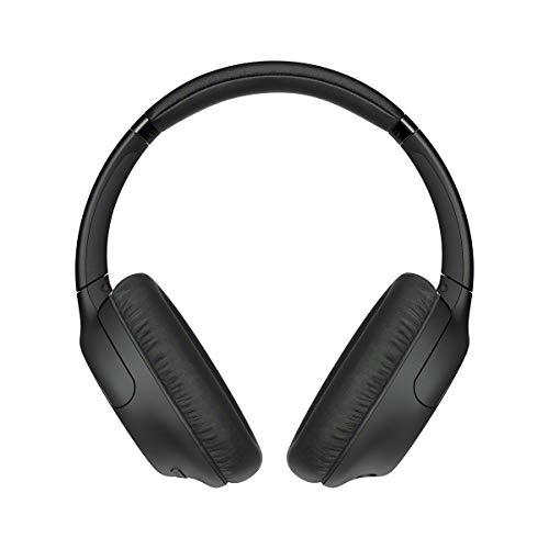 Sony WH-CH710N, draadloze hoofdtelefoon met ruisonderdrukking en een batterijlevensduur van 35 uur, snel opladen…