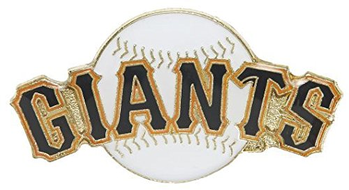 MLB San Francisco Giants Logo Pin (San Francisco Giants Metal)