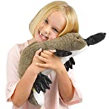 Patty the Platypus | Almost 2 Foot Long Large Duck-Billed Platypus Stuffed Animal | By Tiger Tale Toys