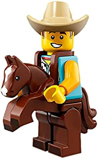 LEGO Series 18 Collectible Party Minifigure - Cowboy Costume Guy (71021)  sc 1 st  Amazon.com & Amazon.com: Lego Harry Potter: Dobby Minifigure With Sock: Toys u0026 Games