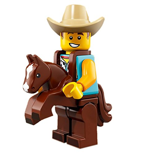 LEGO Series 18 Collectible Party Minifigure - Cowboy Costume Guy (71021) -