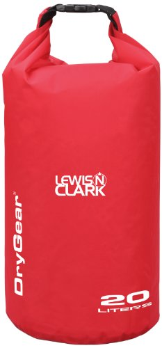 Lewis N Clark Uncharted DryGear Lightweight Dry Cylinder (20-Litre)