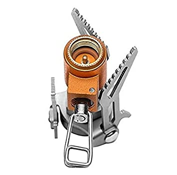 Amazon.com : Fire-maple Outdoor Backpack Stove Titanium Stove Portable Lightweight Only 45g FMS-300T : Sports & Outdoors