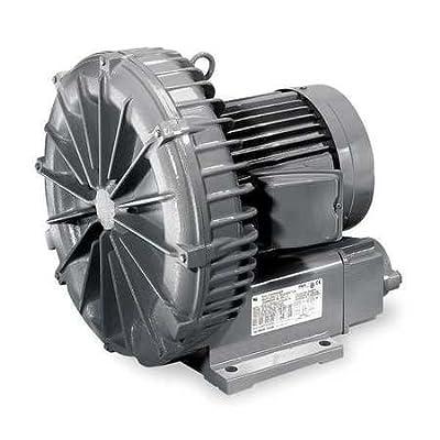 Regenerative Blower, 0.56 HP, 56 CFM