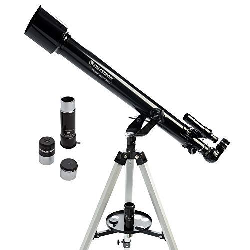 Celestron - تلسکوپ PowerSeeker 60AZ - دفترچه راهنمای Al ...