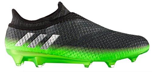 974431ad080 Galleon - Adidas Mens Messi 16.1+ PUREAGILITY FG Soccer Cleats (Sz. 13)  Dark Grey