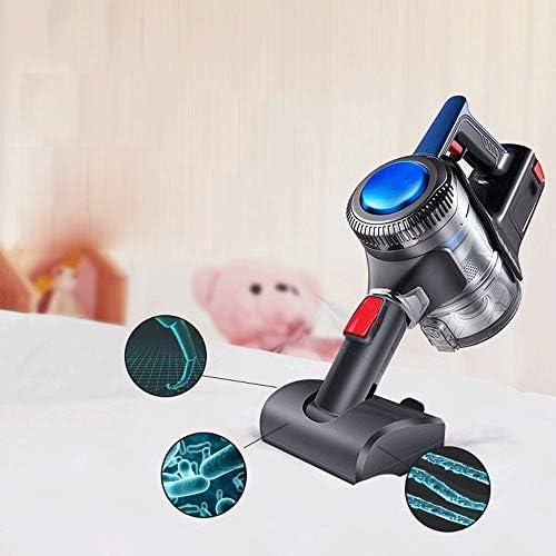 LQPOUXCQ aspirateur balai Aspirateur domestique Tapis portatif Cyclone électrique Mop Grande Enlèvement d\'aspiration de poussière balaient Sweeper rechargeable