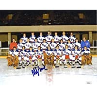 $52 » Mike Eruzione signed 1980 Team USA Olympic Hockey 8x10 Photo- Holo #DD64295 (Miracle on Ice) - JSA Certified