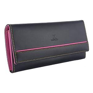 Zipped Pocket Women Wallet