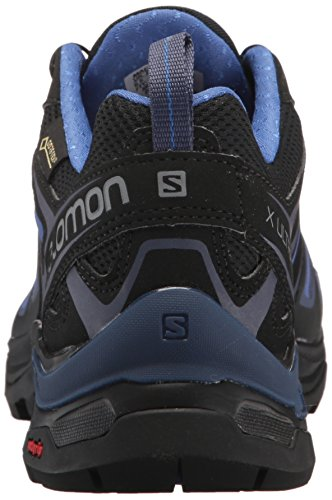 Salomon X Ultra 3 GTX W, Zapatillas de Senderismo Para Mujer Azul (Crown Blue/India Ink/Amparo Blue 000)