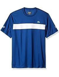 Men's Short Sleeve Jersey Tech Novak Graphic T-Shirt, TH3333