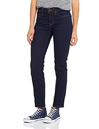 Levi's Women 312 Shaping Slim Jeans, Splash Blue, 28 30