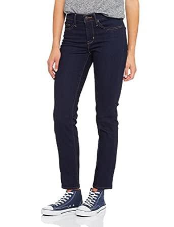 Levi's Women 312 Shaping Slim Jeans, Splash Blue, 28 30