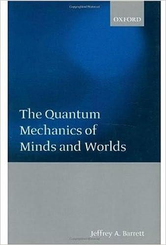The Quantum Mechanics of Minds and Worlds