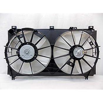 Radiator And Condenser Fan For Mini Cooper  MC3115103