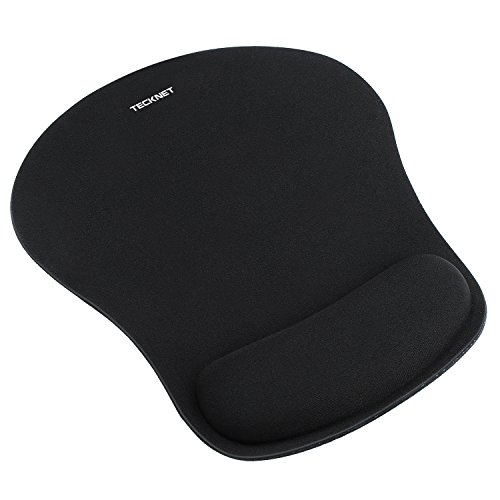 TeckNet Ergonomic Gaming Office Mouse Pad Mat Mousepad with Rest...