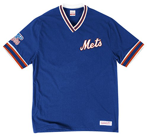 Mitchell & Ness New York Mets MLB Win Vintage Premium T-Shirt