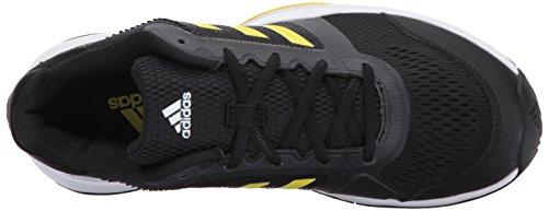 Adidas Originals Kvinders Barrikade Klub Tennissko Sort / Citronskal / Hvid J55NXtkk