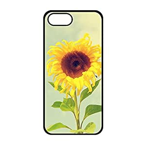 Generic Natural Sunflower Case for Iphone 6 by runtopwell