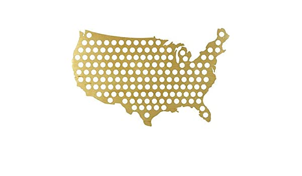 Amazon.com : Beer Cap Traps USA Map Small BCM-USA MAP ... on usa dairy map, usa beach map, usa poultry map, usa games map, usa basketball map, usa wineries map, soda usa map, usa love map, usa water map, usa map art, funny us state map, usa map states and capital puzzle, usa fishing map, usa fish map, usa europe map, usa fun map, american funny world map, usa whisky map, usa history map, usa food map,