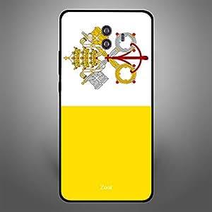 Huawei Mate 10 Vatica City Flag