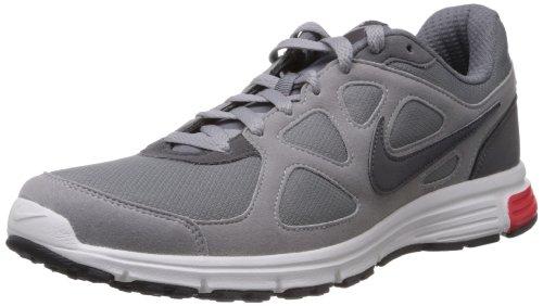 Nike - Scarpe da corsa Revolution EXT, Uomo, Grigio (Grau (Cool Grey/Dark Grey-Wolf Grey-Volt)), 44.5