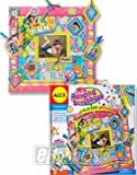 ": ALEX Toys My Hanging Scrapbook - 14"" X 14"" Memory Board"