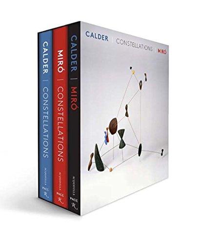 Miro and Calder's Constellations - Miro Sculpture