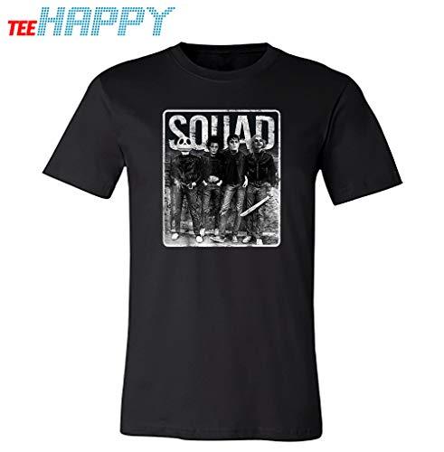 Squad Fashion Shirt - Jack Skeleton Edward Scissorhands Barnabas Collins Beetlejuice Shirt by Tee Happy