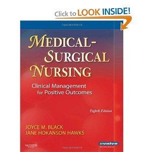 Read Online Medical Surgical Nursing 8th edition byBlack PDF