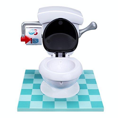 Hasbro Toilet Trouble Game