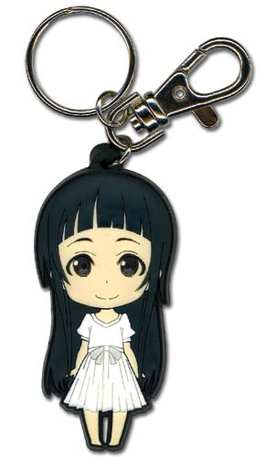 Amazon.com: Sword Art Online Chibi Yui llavero: Automotive