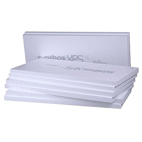 4,5m/² XPS Synthos Prime G in 80mm Umkehrdachd/ämmung 300 kPa Sockeld/ämmung