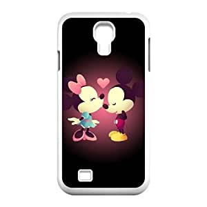 Minnie Mouse (2) Samsung Galaxy S4 9500 Cell Phone Case White GYK00243