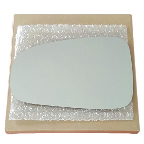 Mirror Glass and Adhesive 00-05 Chevy Impala Driver Left Side Replacement -