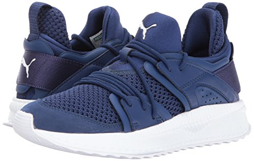 Pictures of PUMA Unisex Tsugi Blaze Jr Sneaker Blue 36395402 4