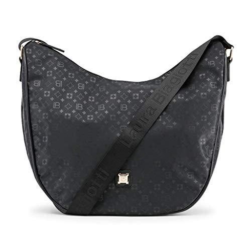 Laura Biagiotti Lb18s101-10 Sacs à bandoulière pour femmes Noir Nosize