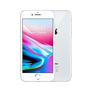 Apple iPhone 8 Silver 256GB SIM-Free Smartphone